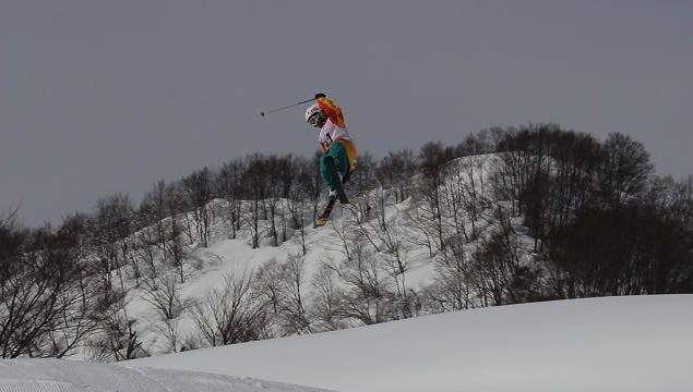 佐藤大巳  SKI