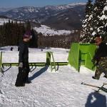 全日本学生スノーボード選手権のスノーボードクロス大会