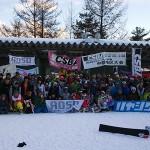 全日本スノーボード選手権中部地区大会  デュアルスラローム