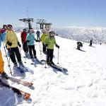 月山スキー場オープン動画