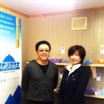海和俊宏さんが工房にっ!