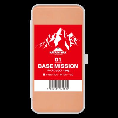 BASE MISSION-01(ベースミッション)