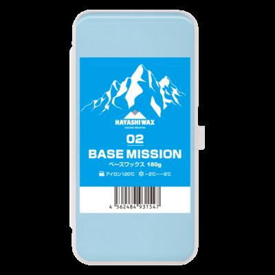 BASE MISSION-02(ベースミッション)